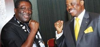 See Gov Obiano and Deputy Gov Madumere doing the Ebola-shake